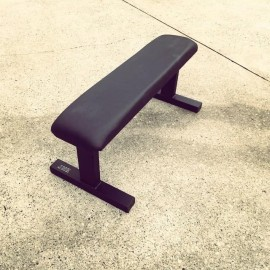 JME Flat Bench Padded - Commercial