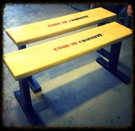 JME-Old School Flat Bench