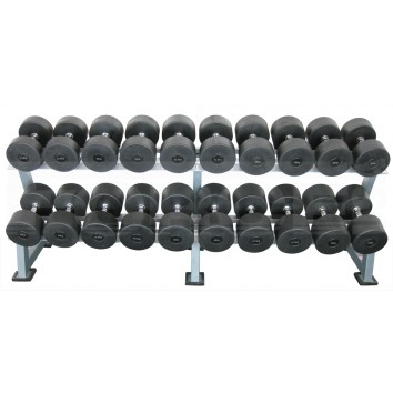 Commercial Rubber Dumbbell