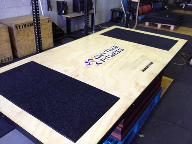 Jme Commercial Dead Lift Platform Jme Weightlifting